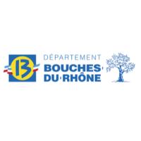 logo Bouches du rhone